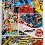 """CIRCUIT ZOLDER 1963-2013""  FSA editions 2013 - cover"