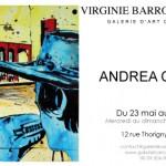 Andrea Clanetti - Galerie Virginie Barrou Planquart, Paris (May-June 2013)