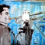 CHET, 120x80 cm, acrylics on canvas (2015)