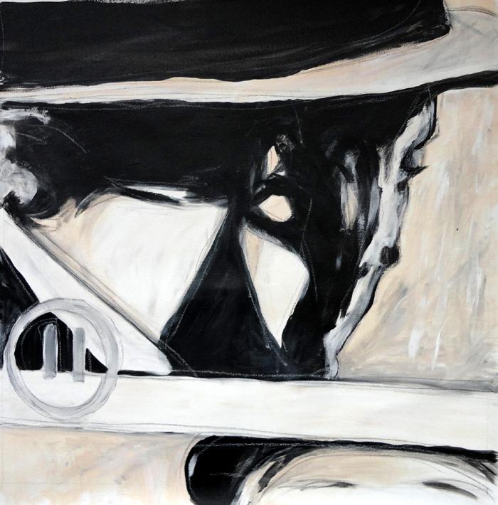 ''DETAIL'' 60x60cm acryliques