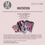 M'COOK'ART - Charity art auction - Paris (Sept. 2014)