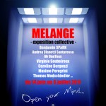 MELANGE - L'Entrepôt, Monaco (June-July 2011)
