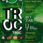 Truc Troc Bozar - Palais des Beaux Arts - Brussels (Jan. – Feb. 2009)