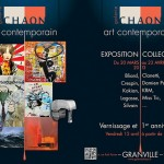 Galerie Chaon - Group exhibition, Granville (March-April 2013)on (20-March -23 April 2013)